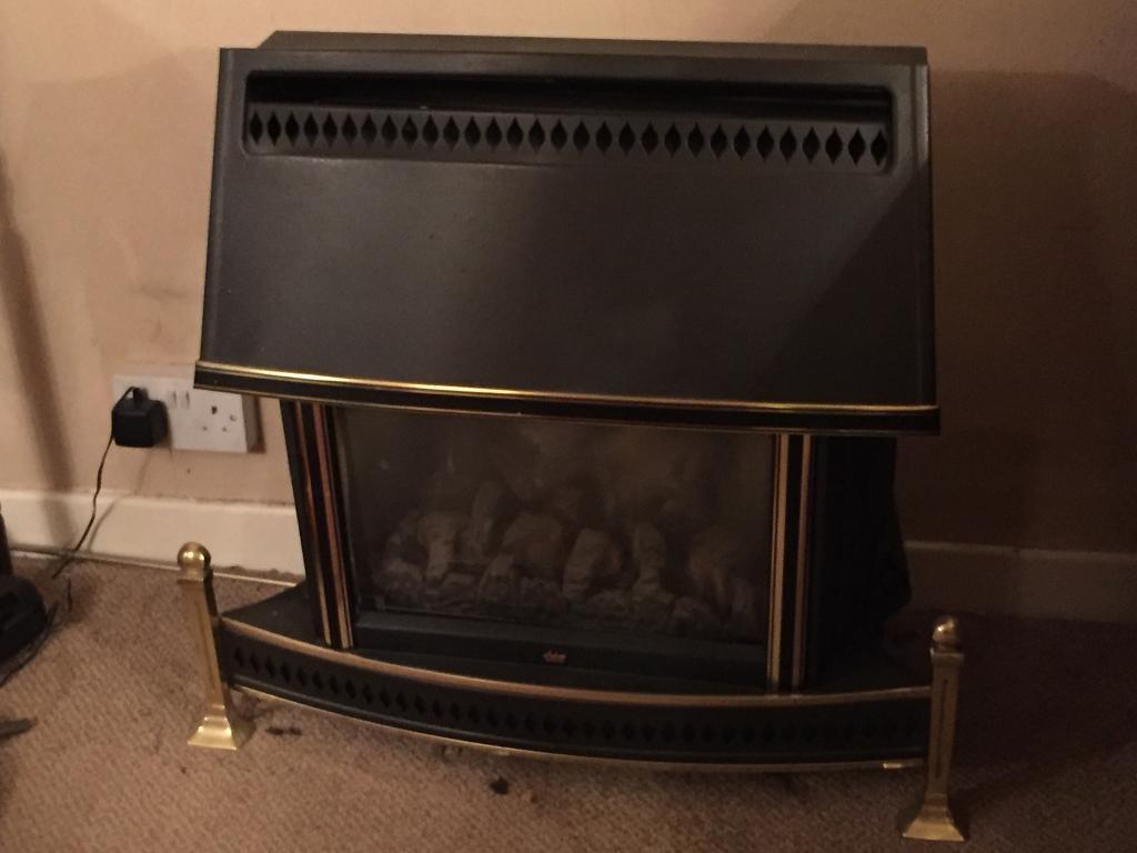VALOR gas heater in excellent condition