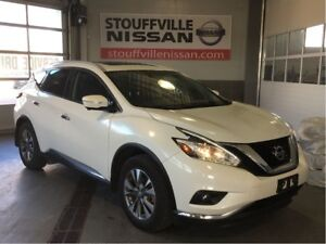Nissan Murano sl leather and navigation 2015