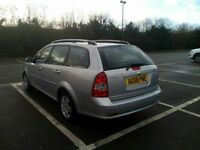 2009 * AUTOMATIC * ESTATE * CHEVROLET * 1.8SX * LOW MILES * LONG MOT * GREAT RUNNER