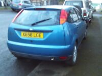ford fiesta breaking 02 all parts