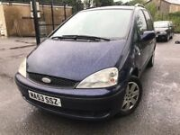 53 plate - ford galaxy - 1.9 tdi - 4 months mot - 7 seater - 6 speed diesel - bargain