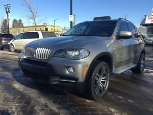 2007 BMW X5 4.8i FULLY LOADED 7 PASSENGER AWD CALL TODAY APPLY
