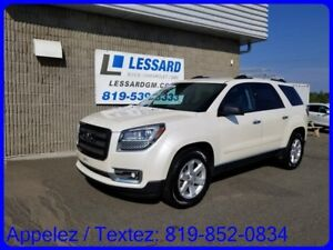 2013 GMC ACADIA 2WD SLE, BAS MILLAGE, 8 PASSAGERS