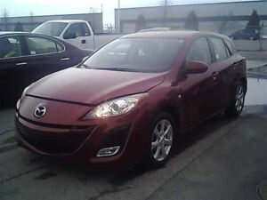 2011 Mazda MAZDA3 SPORT AUTO!!! FULLY LOADED!!! HATCH!!! LEATHER