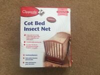 Unused Mosquito Net for Buggy and Cot/Cot bed
