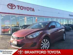 2012 Hyundai Elantra GL, One Owner, Local Trade In, Heated Seats