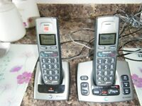 CORDLESS PHONE BT FREESTYLE 750 TWIN