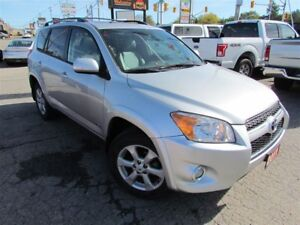 2011 Toyota RAV4 Limited | AWD | LEATHER | ROOF | CAM