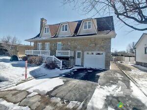 411 000$ - Maison 2 étages à vendre à Marieville