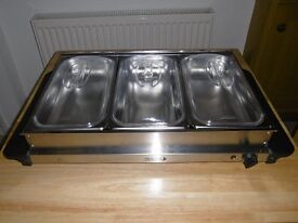 Food Warmer and Hot Plate