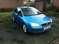Ford Focus 1.6 LX 05 ## Immaculate condition ## low mileage