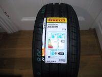 Perelli Brand New Unused Tyre cinturato P7 205/55R 16 Fits Peugeot 307