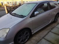 Honda civic ep3 beutiful example!