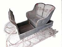 horse sleigh / cutter for sale