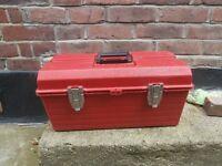 Tuff Box Tool Box with tools