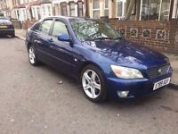 Lexus IS200 perfect condition
