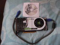 XFX Nvidia GeForce 8800 GTS Graphics card