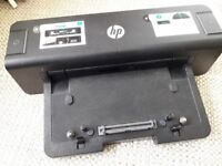 Docking station for HP laptop good condition