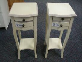 2 Small Bedside Tables (#42353 & #42354) £15 Each