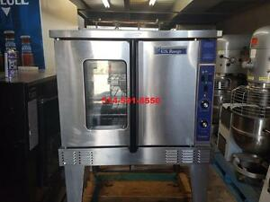 US Range Garland Four a Convection Oven Gaz/gas
