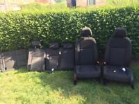 Vw golf seats/interior mk6/mk5/Audi a3