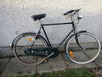 Vintage Raleigh superb bike project for someone for spares or repair