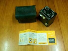 Old vintage / collective brownie camera