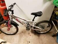 Girls 22 -29 inch bike