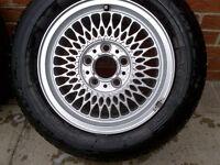 BMW E34 5 Series Alloy Wheel