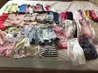 9-12 Months Girls Summer Bundle