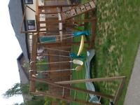 Free play structure