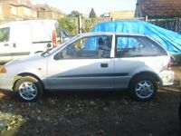SUZUKI SWIFT 2002 1.0 PETROL