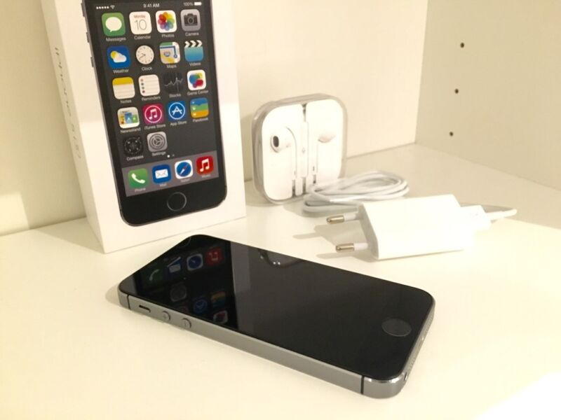 iphone 5s spacegrau 16gb akku neu in baden w rttemberg reutlingen apple iphone gebraucht. Black Bedroom Furniture Sets. Home Design Ideas