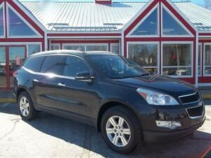 2010 Chevrolet Traverse LT!! AWD!! POWER SEATS!! ALLOYS!! POWER