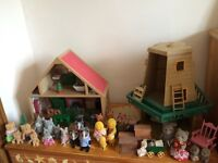 Sylvanian families originals bundle
