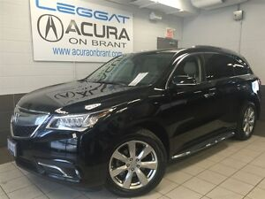2016 Acura MDX ELITE | ONLY12000KMS | DEMO | RUN.BOARDS | SAVE$7