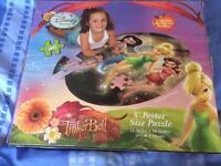 TinkerBell floor puzzle