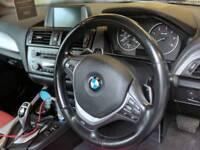Bmw m sport multifunctional steering wheel