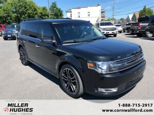 2015 Ford Flex SEL, Nav, Panoramic Roof, Remote Start, Camera