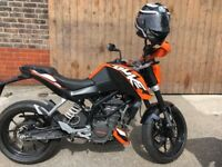 KTM Duke 125cc for sale
