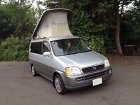 HI SPEC HONDA STEPWAGON FIELD DECK FACTORY LIFT TOP/DAY SURF MPV BUS/CAMPER/IDEAL SIZE/MAZDA BONGO