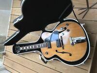 Early 80s Hondo II Fatboy Custom (Gibson L5 copy)