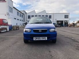 Suzuki Alto 1.1 GL 5dr£1,995 p/x welcome 9000 Miles 1 owner from new 2006 (55 reg), 9,000 miles
