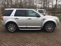 2010 LAND ROVER FREELANDER 2 2.2 TD4 HSE 5 DR 4X4 STATION WAGON AUTOMATIC IMMACULATE
