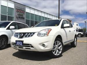 2012 Nissan Rogue SL (CVT) AWD NAV SUNROOF SURROUND CAMERA