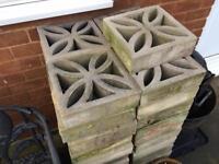 Concrete Decorative Screen Blocks