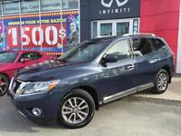 2015 Nissan Pathfinder SL / SEULEMENT 10 500 KMS / COMME NEUF!!!