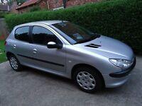 2004 Peugeot 206 1.4 S