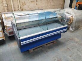 180cm Serve Over Counter Display Fridge N3411 £1667+VAT EGIDA