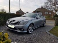 Mercedes Benz C CLASS C 180K SPORT (SuperCharged)